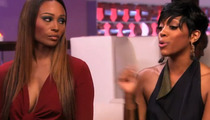 """Real Housewives of Atlanta"" Sneak Peek -- Things Are Getting Crazy!"