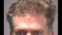 Shooter McGavin -- Takes Unhappy DWI Mug Shot