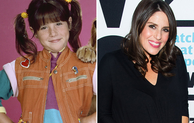 Soleil Moon Frye Flaunts Baby Bump -- See Punky Brewster Now!