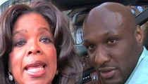 Oprah Tries to Land Big Lamar Odom Interview