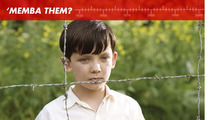 Bruno in 'The Boy in The Striped Pajamas': 'Memba Him?!