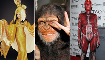 Heidi Klum's Best Halloween Costumes -- See the Photos!