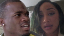 Adrian Peterson to Baby Mama -- I Never Stiffed You ... On Child Support, Anyway