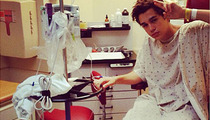 Austin Mahone -- Hospitalized for Blood Clot