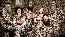 """Duck Dynasty"" Stars -- See New Pic Without the Beards!"
