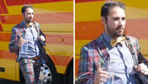 L.A. Dodgers Star Andre Ethier to Craig Sager: I See Your Ugly Suit ... AND RAISE YOU!!
