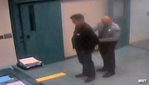 Shooter McGavin -- Police Release Arrest Video -- Shows Him Cuffed & Laughing