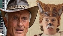 Jack Hanna -- I Know What the Fox Says ...