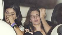 Kylie & Kendall Jenner -- Booze Officials Try to Crack Jenner Mystery