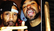 Method Man and Redman -- We Smoked a 24-Karat Gold Blunt
