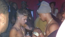 Justin Bieber's Strip Club Night -- 'HE TOUCHED MY ASS' ... I Almost Fainted