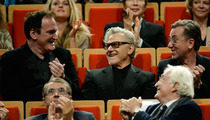 'Reservoir Dogs' -- REUNITED ... Mr. Brown, Mr. White and Mr. Orange