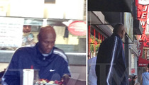 Lamar Odom -- Eating Healthy