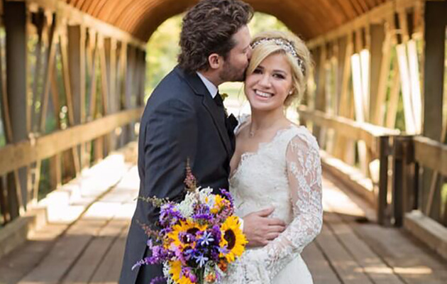 Kelly Clarkson Wedding Video Shows How Small It Really Was