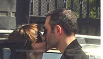 Katharine McPhee -- KISSING 'SMASH' DIRECTOR ... Both Married to Other People