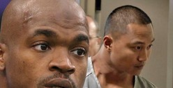 Alleged Killer of Adrian Peterson's Son Charged with Murder