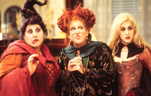 """Hocus Pocus"" Stars Reunite 20 Years Later -- See the Pics!"
