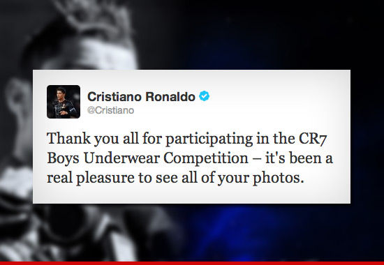 Cristiano Ronaldo -- Thanks Kids for Sending Him PICTURES in Boys ...