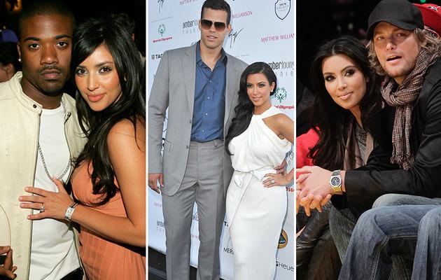 Ex Pics: Kim Kardashian's Many Former Flames