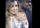 Kanye West & Kim Kardashian -- Yeezus! They're Engaged with a 15 Carat Rock