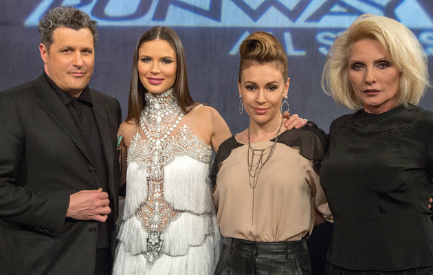 "Alyssa Milano: I Had Sleepless Nights Over ""Project Runway: All Stars!"""
