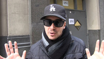 'Jersey Shore' Vinny Guadagnino -- I Use TWO Condoms ... Don't Wanna Pull a Pauly D