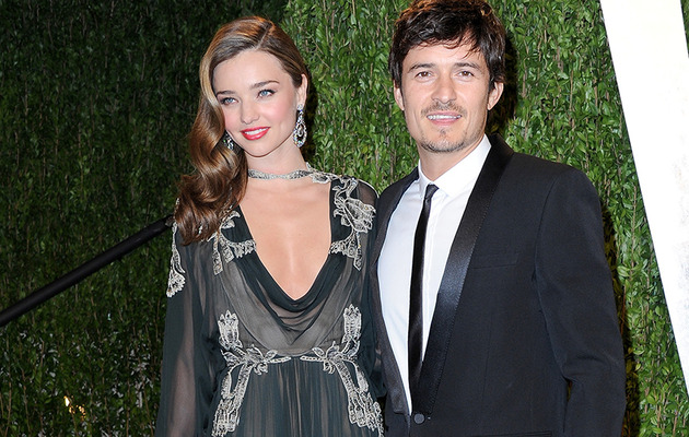 Orlando Bloom & Miranda Kerr Split