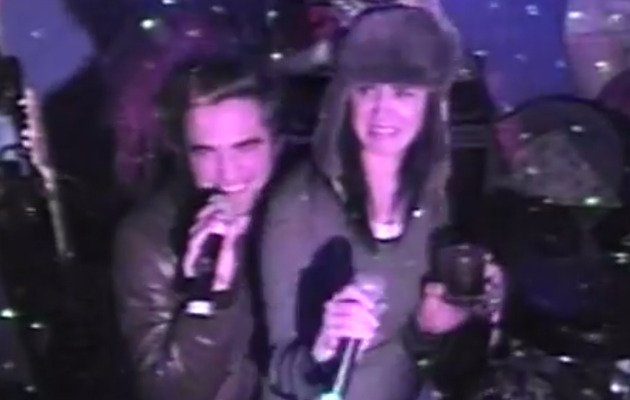 Best Video EVER: Katy Perry & Robert Pattinson Do Karaoke
