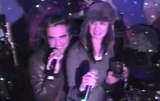 Best Video EVER: Katy Perry & Robert Pattinson Do Karaoke