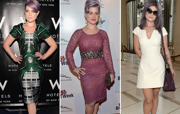 Kelly Osbourne Turns 29 -- See Her Slim Style!