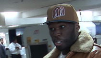 50 Cent Cops Plea Deal -- Domestic Violence Charged Dismissed