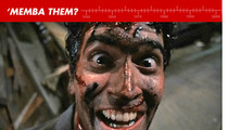 Ash in 'The Evil Dead': 'Memba Him?!