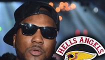 Hells Angels Sues Young Jeezy Over Skull Logo -- Hells No You Don't
