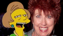 'The Simpsons' -- Mrs. Krabappel to Be Written Off Show ... But Not for A While