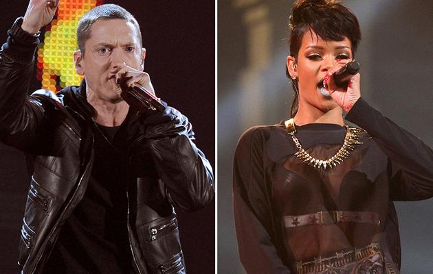 """Eminem & Rihanna Team Up Again for """"The Monster"""""""