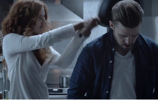 "Riley Keough Drags Justin Timberlake in ""TKO"" Video!"