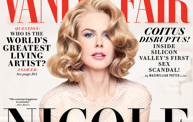 "Nicole Kidman on Divorce From Tom Cruise: ""I've Met My Great Love Now"""