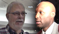 Phil Jackson -- Lamar Odom May Have Burned His Lakers Bridge