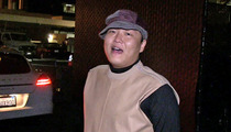 Psy -- L.A. Dodgers Pitcher is My New BFF