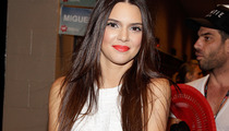 Kendall Jenner Celebrates 18th Birthday By Renting Out Six Flags!