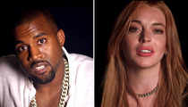 Lindsay Lohan, Kanye West & More in New 30 Seconds to Mars Video!