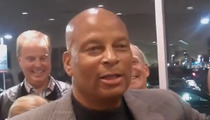 49ers Legend Ronnie Lott -- Gives Wannabe Congressman Political Pump-Up Speech