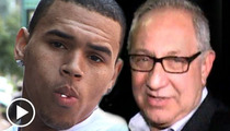 Chris Brown's Attorney -- Fishy Post-Rehab Encounter