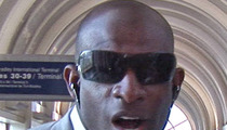 Deion Sanders -- I'm Not Done Fighting -- In Assault Case