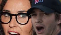 Ashton Kutcher Will NOT Pay Demi Moore Spousal Support