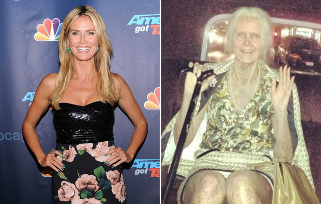 Wow! Check Out Heidi Klum's Amazing Halloween Costume!