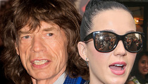 Mick Jagger -- Gimme Shelter from Katy Perry's Lies, I Never Hit On Her