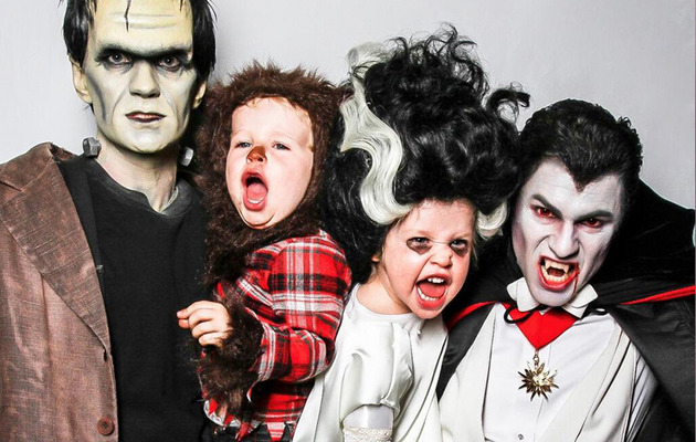 Celebrity Kids Celebrate Halloween In Style -- See the Photos