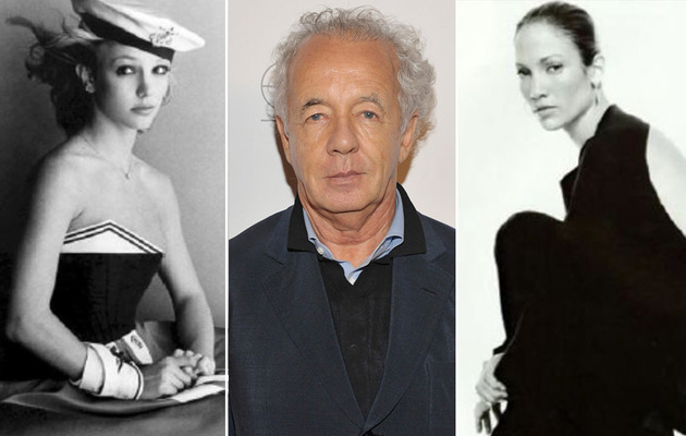 """Gilles Bensimon Dishes on Britney, JLo and """"Top Model"""""""