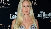 Heidi Montag Gets a Breast Reduction, Goes from F to D!